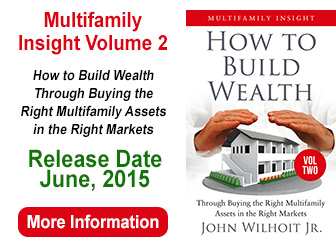 Multifamily Insight Volume 2 - Release Date, May, 2015